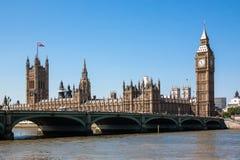 ben stor husparlament Royaltyfri Foto