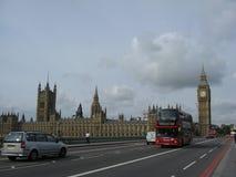 ben stor london parlament Royaltyfria Bilder