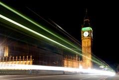 ben stor natt Fotografering för Bildbyråer