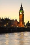 ben stora london Arkivbild