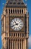 ben stora täta london som skjutas upp Arkivbild