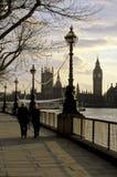 ben stort kungarike förenade london Arkivbild