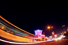 Ben thanh market Royalty Free Stock Image