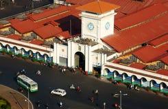 Ben Thanh market, Ho Chi Minh city, Viet nam Royalty Free Stock Images