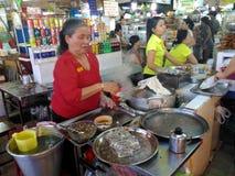 Ben Thanh market in Saigon, Ho Chi Minh, Vietnam Royalty Free Stock Photos