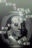 Ben y su dinero Imagenes de archivo