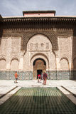 The Ben Youssef Madrasa Stock Photos