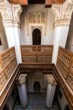 Ben Youssef Madrasa Marrakesh Fotografering för Bildbyråer