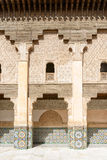 The Ben Youssef Madrasa Stock Photos