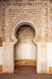 Ben Youssef Medersa in Marrakesh Stock Photo