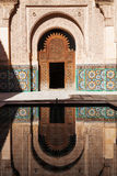 Ben Youssef Medersa in Marrakesh Royalty Free Stock Photos