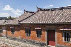 Ben-Yuan Lin's Family Mansion and Garden sight view Royalty Free Stock Photography