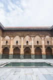 Ben Yussef Medersa at Marrakech, Morocco Stock Photography
