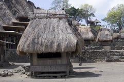 Bena,弗洛勒斯,印度尼西亚 库存图片