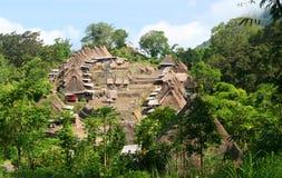 Bena Dorf Stockfoto