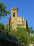 Benabarre, Huesca, Spain Stock Photos