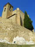 Benabarre, Huesca, Spain Royalty Free Stock Images