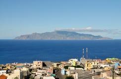 Benachbarte Insel von Brava Lizenzfreie Stockfotografie