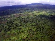 Benadering op Taveuni Stock Afbeeldingen