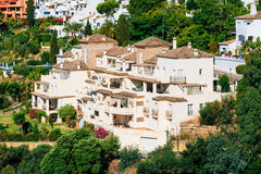 Benahavis In Malaga, Andalusia, Spain. Summer Stock Photo