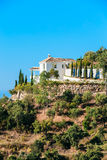 Benahavis In Malaga, Andalusia, Spain. Summer Royalty Free Stock Photography
