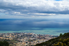 Benalmadena, Andalusia, Spain Royalty Free Stock Photo