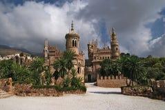 Benalmadena castle Stock Image