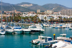 Benalmadena Royalty Free Stock Photo