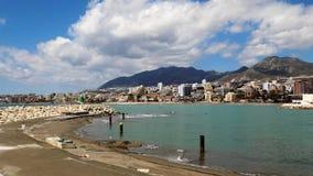 , Benalmadena Costa-Andalusia-Spagna fotografia stock libera da diritti