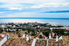 Benalmadena, Costa Del Sol, Andalusia, Spain Stock Photos
