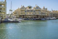 Benalmadena, Malaga, Spagna Fotografie Stock Libere da Diritti