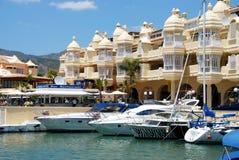 Benalmadena marina. Royalty Free Stock Image