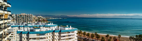 Benalmadena, Spain Stock Photo