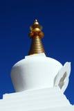 Benalmadena stupa dome. Stock Photography
