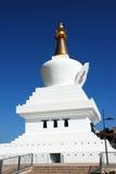 Benalmadena stupa. Royalty Free Stock Photo