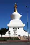 Benalmadena Stupa. Stock Photo