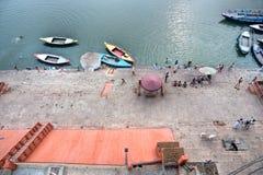 benares Varanasi obraz stock