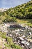 Benasque whitewater Royalty Free Stock Photo