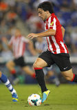 Benat Etxebarria of Athletic Bilbao Royalty Free Stock Photos