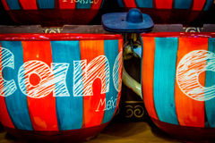 Benauwde Cancun Royalty-vrije Stock Foto's