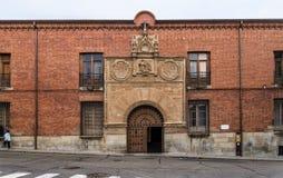 Benavente palacio Stock Photo