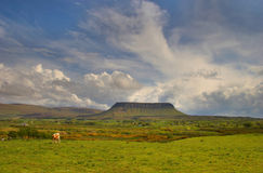Benbulben Stockfotos