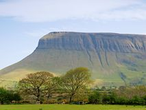 Benbulben Royalty Free Stock Images
