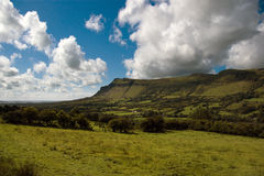 Benbulben mountain, County Sligo Stock Photo