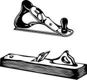 bench плоский вектор Стоковое Изображение RF