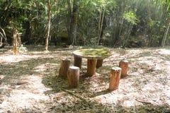 bench ярд таблицы святой скита Израиля haritones церков правоверный русский Стоковое Фото