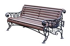 Bench. 2. Royalty Free Stock Image