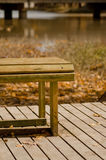 A bench Stock Photography