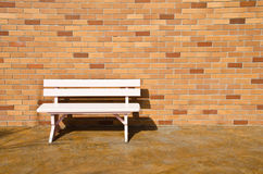 The bench Royalty Free Stock Photography