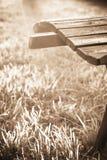 A bench Stock Photo